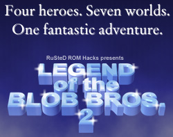 Legend of the Blob Bros. 2